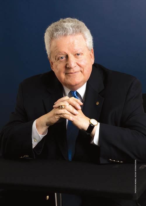 2019-20年度国際ロータリー会長 マーク・ダニエル・マローニー