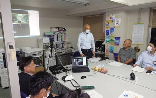 衛星クラブを設立しました(東大阪東ロータリークラブ)