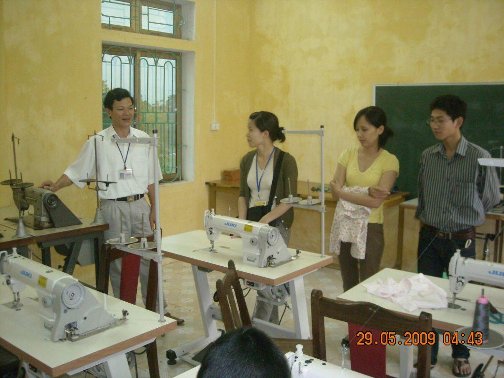 9年間のベトナム・ハノイWCS活動を終えて